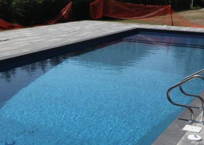 Pool Patio Installation   Mattapoisett, MA