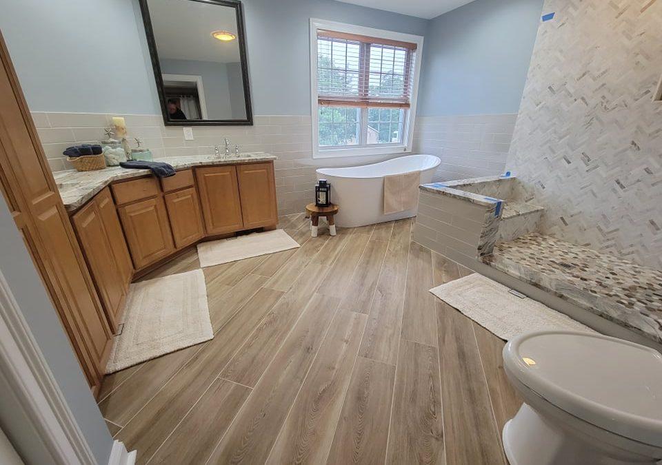 Bathroom Remodel   Fairhaven, MA